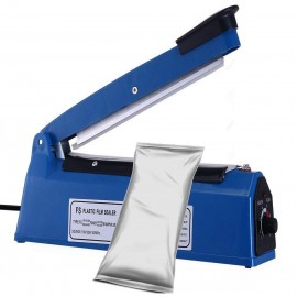 8 Inches Heavy Duty Plastic Heat Sealer For Plastic Bag 9