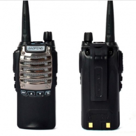 Walkie Talkie For Baofeng Bf-t8 Dual-band 462-467mhz Fm Ham Two Way Radio 16 Channels Usb Frs Radio Lcd Screen Intercom Pack Of 2