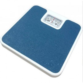 Analog Weight Machine For Human Weight 120 Kg Capacity Mechanical Analog Weighing Scale (blue)